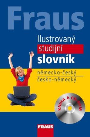 Německo - český a česko - německý ilustrovaný studijní slovník + CD-ROM - kolektiv - 140x205 mm, vázaná, Sleva 99%