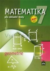 Matematika 7.r. ZŠ - Geometrie  - učebnice