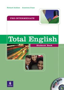 Total English Pre-intermediate - Students Book + DVD