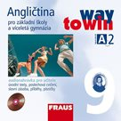 Angličtina 9 Way to Win - audio CD k učebnici /2 ks/