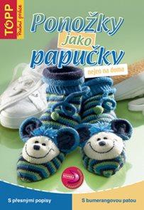 TOPP - Ponožky jako papučky