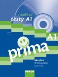 Prima A1 / Testy + audio CD