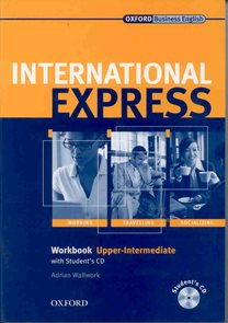 International Express Upper-intermediate Workbook + CD Interactive Edition