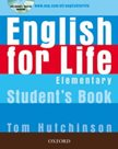 English for Life Elementary Students Book