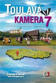 Toulavá kamera 7 + Toulavá kuchařka - Toušlová I., Podhorský M., Maršál J. - 163x237mm
