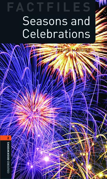 Seasons and Celebrations /Factfiles/ - Maguire Jackie - 129x216 mm, brožovaná