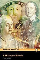 A History of Britain + audio CD /1 ks/