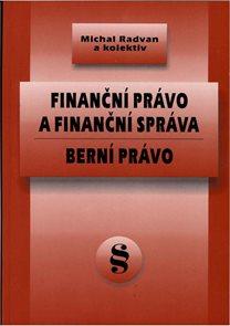 Finanční právo a finanční správa, Berní právo