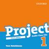 Project 1 - Třetí vydání - audio class CDs