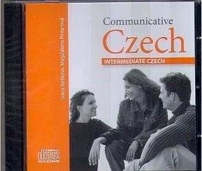Communicative Czech Intermediate - audio CD