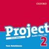 Project 2 - Třetí vydání - audio class CDs
