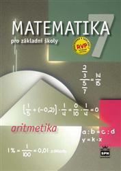 Matematika 7.r. ZŠ - Aritmetika - učebnice