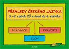Přehledy českého jazyka