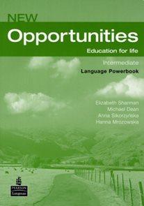 New Opportunities Intermediate Language Powerbook + CD-ROM