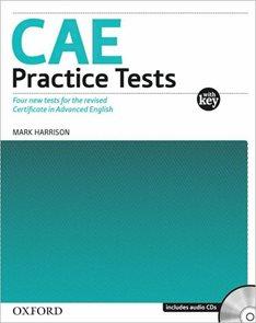 CAE Practice Tests with key + audio CDs /2 ks/