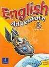 English Adventure 3 - Pupils Book