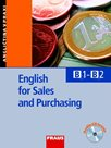 English for Sales and Purchasing + audio CD