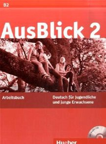 AusBlick 2 Arbeitsbuch + audio CD