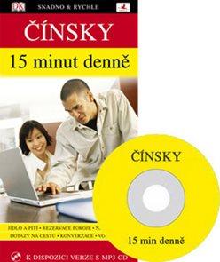 Čínsky 15 minut denně + MP3