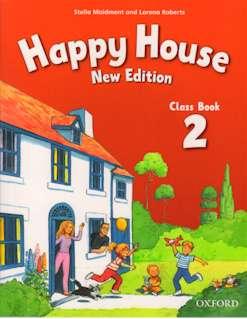 Happy House 2 Class Book NEW EDITION (učebnice) - Maidment Stella, Roberts Lorena - 218x275 mm, sešitová