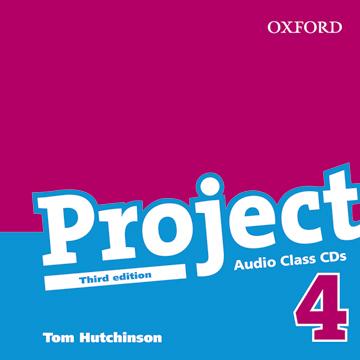 Project 4 - audio class CDs /Třetí vydání/