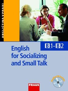 English for Socializing and Small Talk + audio CD