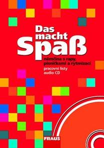 Das macht Spass - pracovní listy + audio CD
