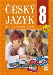 Český jazyk pro 8. ročník základní školy - učebnice