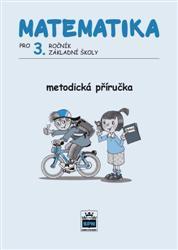 Matematika pro 3. r. základní školy - metodická příručka - Čížková Miroslava - 170x240 mm, sešitová