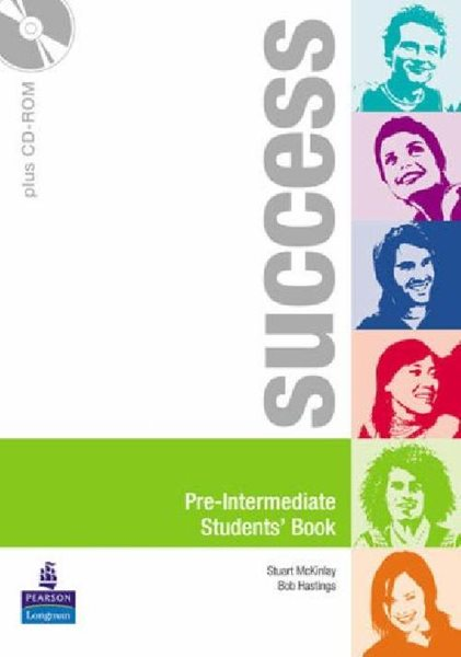 Success Pre-Intermediate Students Book + CD-ROM - McKinlay S., Hastings B. - A4, brožovaná