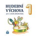 Hudební výchova 1.r.- audio CD