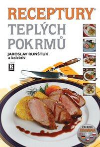Receptury teplých pokrmů+CD 6.vydání