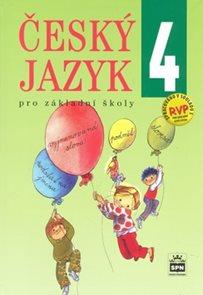 Český jazyk pro 4. ročník základní školy - učebnice podle RVP ZV