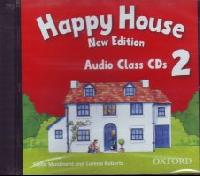 Happy House 2 NEW EDITION Audio Class CDs