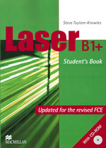 Laser B1+ Students Book + CD-ROM