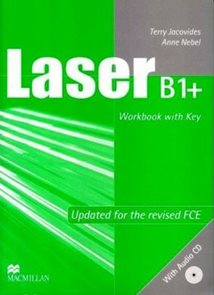 Laser B1+ Workbook + audio CD