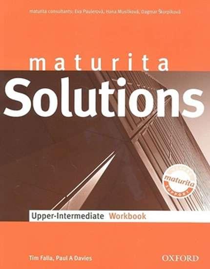 Maturita Solutions Upper-Intermediate Workbook - Falla T., Davies A. P. - A4, brožovaná
