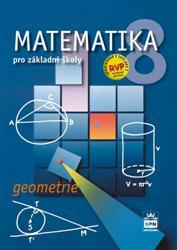 Matematika 8 r.ZŠ - geometrie/RVP- učebnice