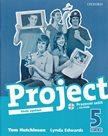 Project 5 - Třetí vydání - pracovní sešit + CD-ROM