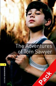 The Adventures of Tom Sawyer + audio CD