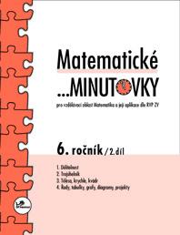 Matematické minutovky pro 6. ročník 2. díl