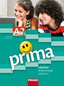 Prima A2 / díl 4 - učebnice