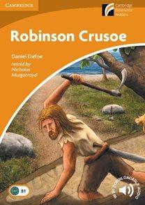 Robinson Crusoe + audio CD