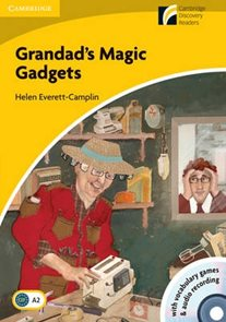 Grandads Magic Gadgets + audio CD