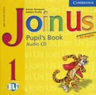 Join Us for English 1 Pupil´s Book Audio CD