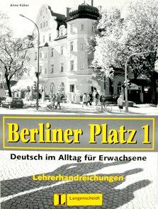 Berliner Platz 1 - Lehrerhandreichungen