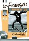 Le Francais Entre Nous 1 - příručka učitele + audio CD