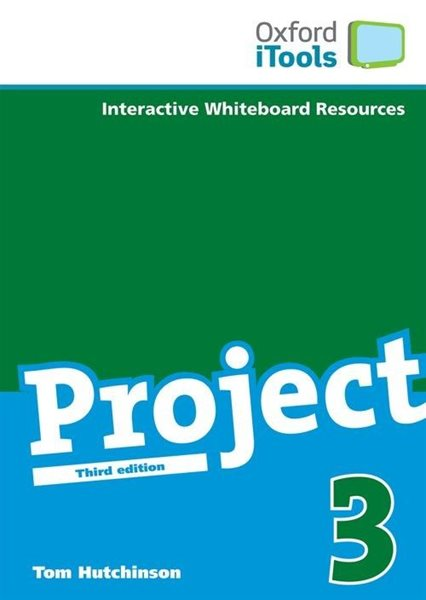 Project 3 - 3. vydání - iTools CD-ROM - Hutchinson Tom, Sleva 30%