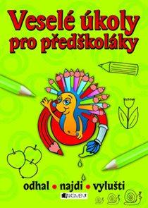Veselé úkoly pro předškoláky - zelená