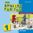 New English for You 1 - CD Pack (2ks) - Kociánová Zdeňka
